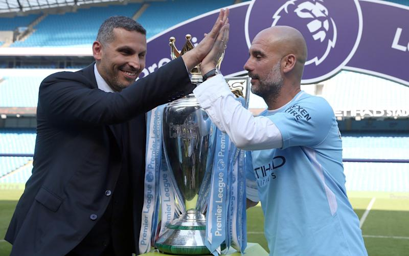 Khaldoon Al Mubarak says Manchester City's success is becoming sustainable - PA