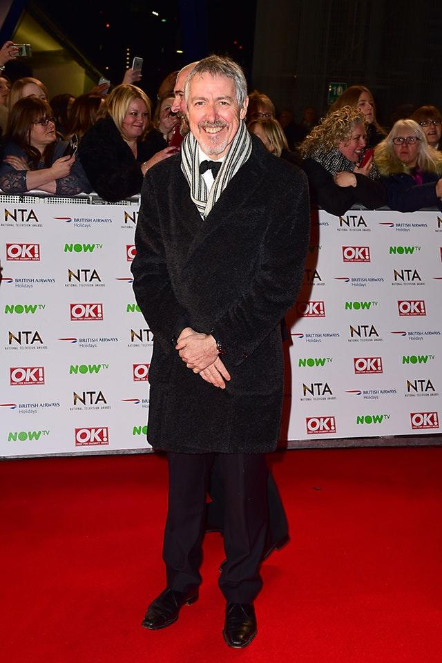 Griff Rhys Jones will also attend the investiture ceremony (Ian West/PA)
