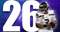 <p>Maybe the Seahawks will look better once they get home and start to get guys healthy. But what we saw on Monday night was ugly. (Russell Wilson) </p>