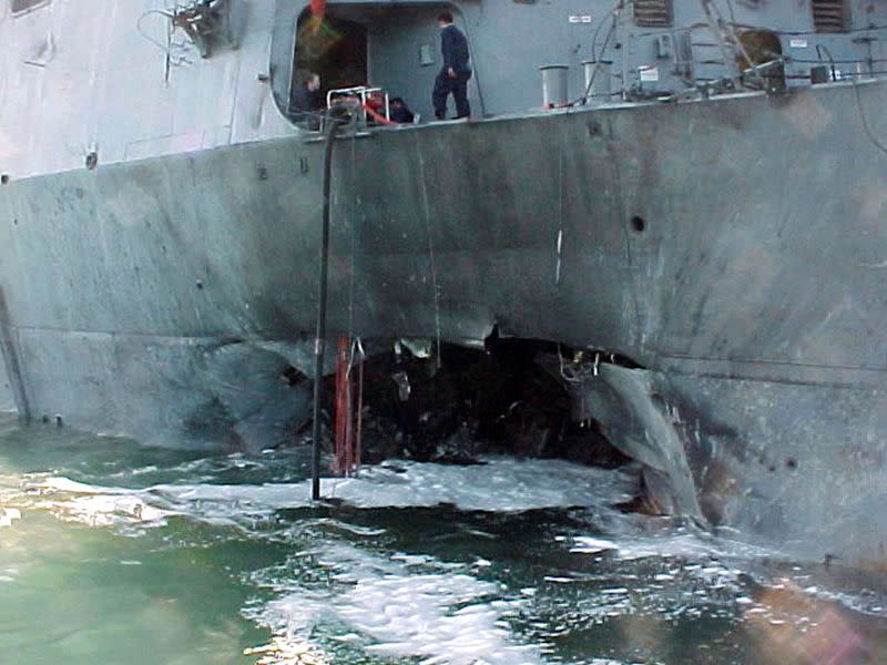 Sudan agrees to compensate families of USS Cole victims - state news agency