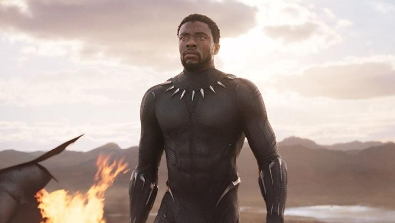 Chadwick Boseman knows exactly when to say when asked about Black Panther 2