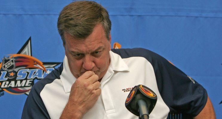 The trade deadline is an emotional time for players and GMs. (John Bazemore/AP)