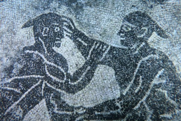 Now an underwater archaeological park near Naples, Rome's nobility were first attracted in the 2nd century BC to the hot springs at Baiae