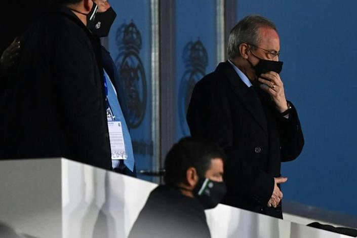 Club president Florentino Perez's argument that Real Madrid was entitled to found a Super League will be tested n the European Court