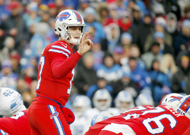 Josh Allen aims to play spoiler as the Bills travel to AFC East rival New England