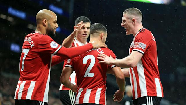Tottenham were the benefactors of another harsh VAR call on Saturday, but Sheffield United fought back while Chelsea saw off Crystal Palace.