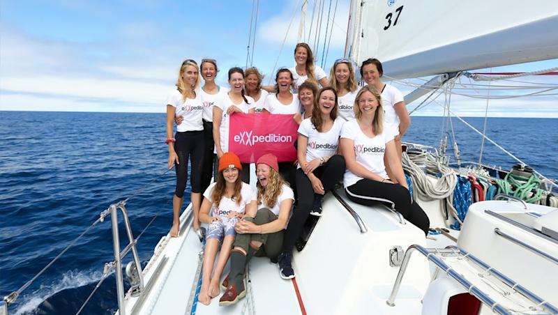 All-Women's Scientific Voyage, 'eXXpedition Round the World' Aims at Surveying Plastic Pollution in World's Oceans to Kickstart in October