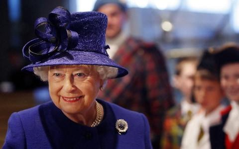The Queen - Credit: Danny Lawson/PA