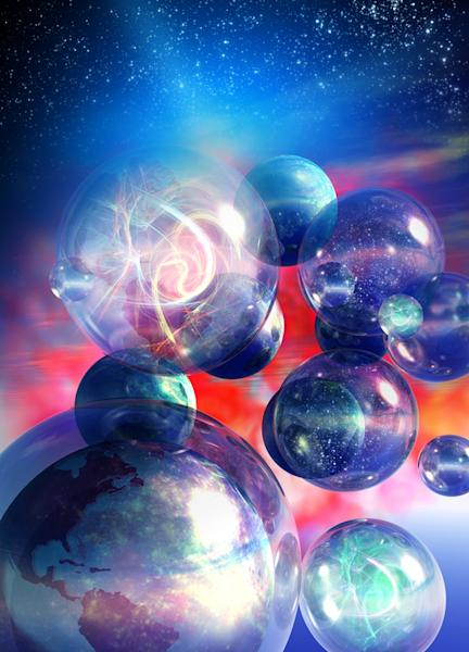 Our universe may be one of many, physicists say. In fact, that's the most likely scenario.