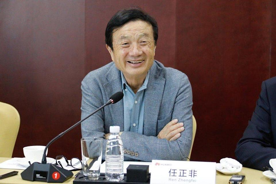 Despite Ren Zhengfei's apparent confidence, Huawei has embarked on a range of initiatives in a bid to reinvent its hampered business. Photo: Handout