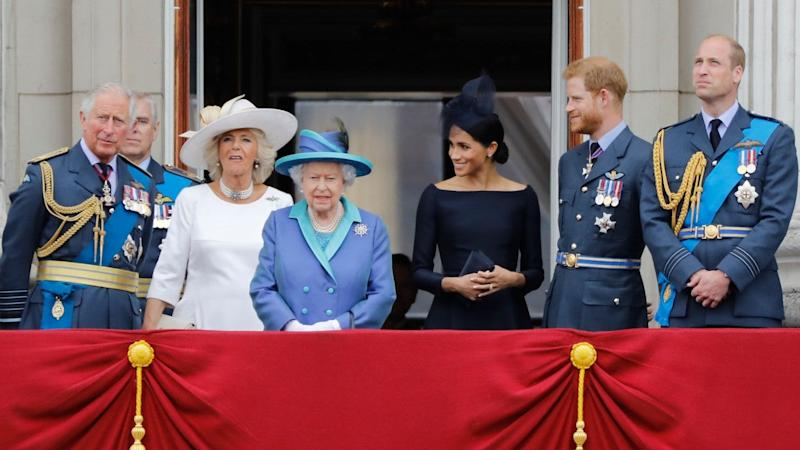Prince Harry to Meet With Queen Elizabeth, Prince Charles & Prince William on Monday to Discuss His Future