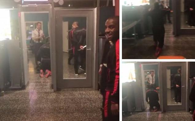 Mario Balotelli still hasn't run out of novel ways of enjoying himself