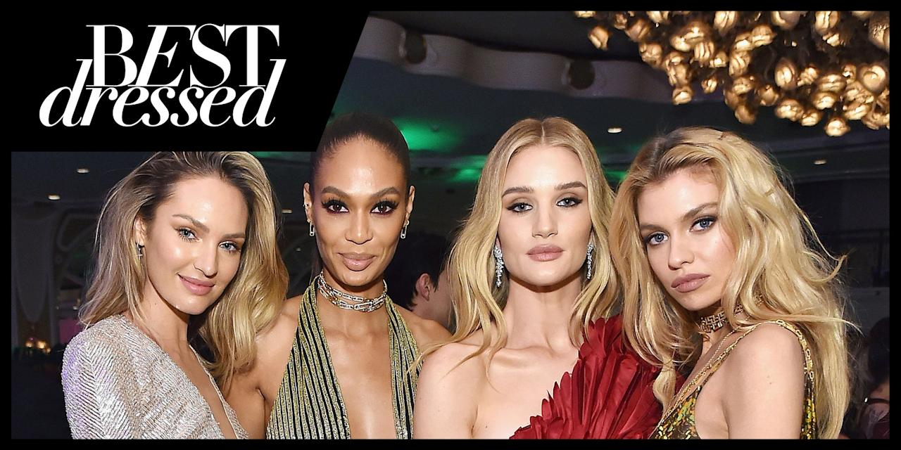 <p>From A-list parties to red-carpet premieres, we track the best celebrity style to be inspired by this week. </p><p><em>We earn a commission for products purchased through some links in this article</em>.</p>