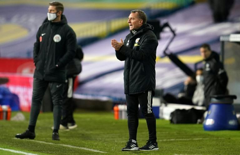 Leicester boss Brendan Rodgers has outsmarted noted tacticians Marcelo Bielsa and Pep Guardiola this season