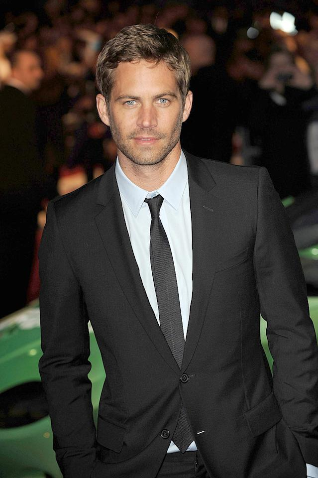 "<a href=""http://movies.yahoo.com/movie/contributor/1800019262"">Paul Walker</a> at the London premiere of <a href=""http://movies.yahoo.com/movie/1809989992/info"">Fast & Furious</a> - 03/19/2009"