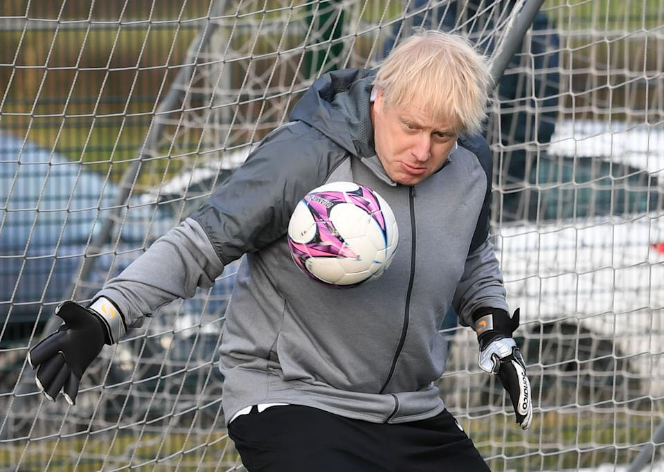 It's been quite a year for Boris Johnson, who took over as prime minister from Theresa May, then fell foul of the Supreme Court, which ruled his suspension of Parliament was unlawful. After losing his working majority in the House of Commons and sacking a number of Tory MPs, he pushed for an inevitable general election. He even found time to do a Brexit deal with the EU (Picture: PA)