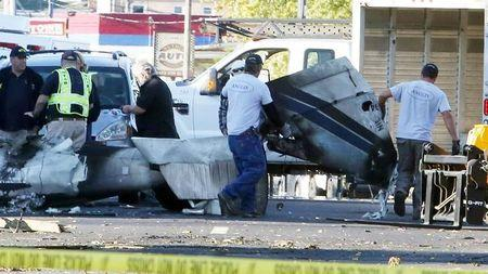 NTSB transferring plane crash probe to Federal Bureau of Investigation