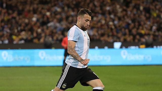 <p>Otamendi has been an Argentine international since 2009. At the time of his debut, he was only 21 and had only played in 11 professional matches. </p> <br><p>He has since represented his country at one World Cup and two Copa Americas, where he helped Argentina to two consecutive runner-up finishes.</p> <br><p>Otamendi is now part of a formidable Manchester City side which has gone unbeaten all season.</p>
