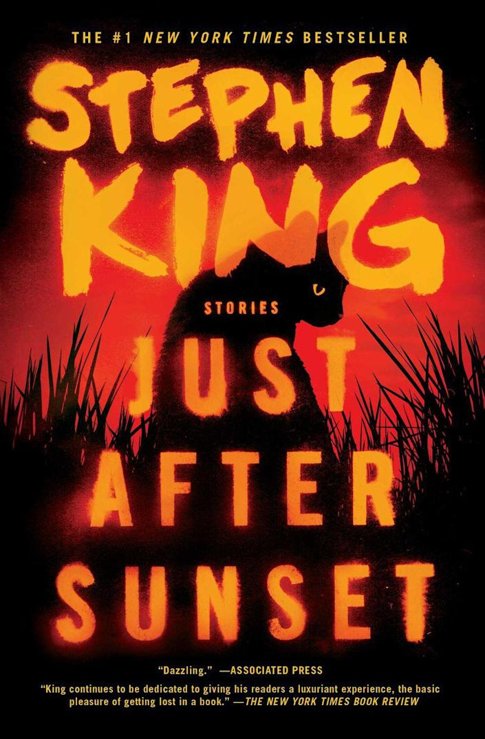 """<p>Short story '<a rel=""""nofollow noopener"""" href=""""https://www.theparisreview.org/fiction/5795/ayana-stephen-king"""" target=""""_blank"""" data-ylk=""""slk:Ayana"""" class=""""link rapid-noclick-resp"""">Ayana</a>', from the 2008 <em>Just After Sunset</em> anthology, starts with a miracle similar to that seen in <i>The Green Mile</i>, when a kiss from a blind seven-year-old girl saves a man dying from pancreatic cancer. </p><p>The film's been in development by Universal TV since 2014 and had writer Chris Sparling (<i>Buried</i>) attached to script the pilot but has gone a little quiet since. </p>"""