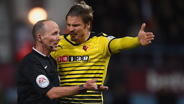 <p>No defender in Europe's top five leagues has made more mistakes than Watford's Sebastian Prodl, who has made five already this season - two of which led directly to goals. </p> <p><br> The Austrian has only kept three clean sheets so far, conceding 36 in the 19 other league games. </p>