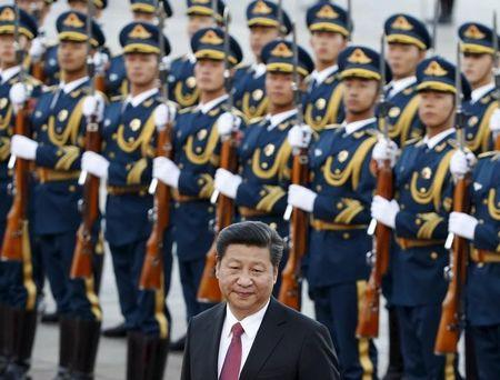 China's Xi restructures military, consolidates control