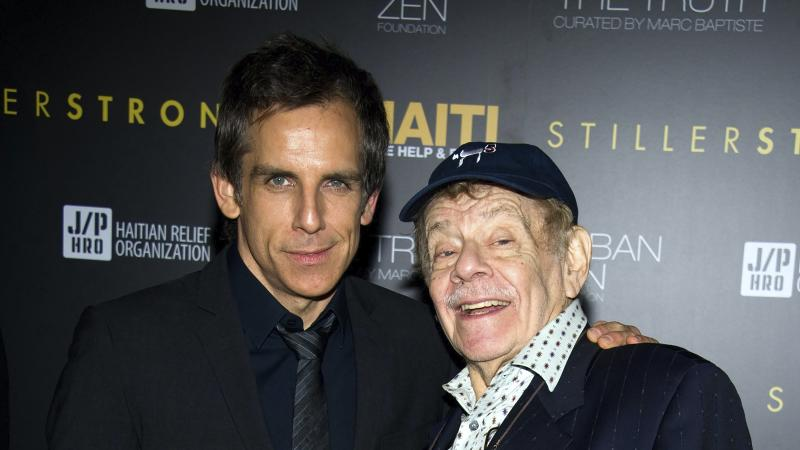 Ben Stiller pays tribute to Seinfeld star father Jerry Stiller after death at 92