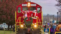 """<p>A train ride with Santa and Mrs. Claus, <em>and</em> bona fide Southern charm? It's almost too good to be true. All that and more is available for your family to explore in this northern Georgia town.</p><p><a class=""""link rapid-noclick-resp"""" href=""""https://go.redirectingat.com?id=74968X1596630&url=https%3A%2F%2Fwww.tripadvisor.com%2FTourism-g34778-Blue_Ridge_Georgia-Vacations.html&sref=https%3A%2F%2Fwww.countryliving.com%2Flife%2Ftravel%2Fg2829%2Fbest-christmas-towns-in-usa%2F"""" rel=""""nofollow noopener"""" target=""""_blank"""" data-ylk=""""slk:PLAN YOUR TRIP"""">PLAN YOUR TRIP</a></p>"""