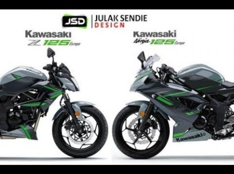 Kawasaki Unveils Its New Ninja And Z Bikes