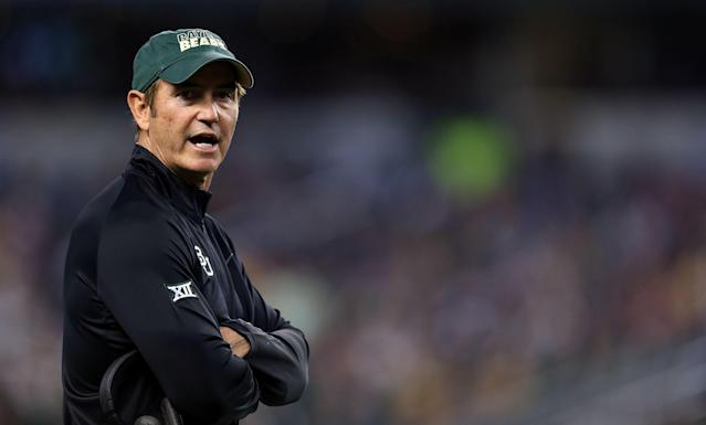 Art Briles was fired in May. (Getty)