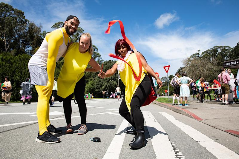 Bay to Breakers 2019.