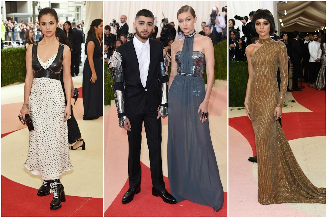 """<p>The <a rel=""""nofollow"""" href=""""http://teenvogue.com/about/met-gala?mbid=synd_yahooentertainment"""">Met Gala</a> is almost here so, in anticipation of one of the biggest annual nights in fashion, our imagination is running wild at the incredible looks that are in store. If past events are any indication, there are definitely going to be some <em>epic</em> looks hitting the event on Monday night—especially considering that the honoree, Comme des Garçons' Rei Kawakubo, is known for her unconventional silhouettes and ability to push the envelope of fashion and style. While we count down the days until the most stylish celebs step onto the stairs at New York's Metropolitan Museum of Art, let's take a look back at some of the best looks to date.</p>"""