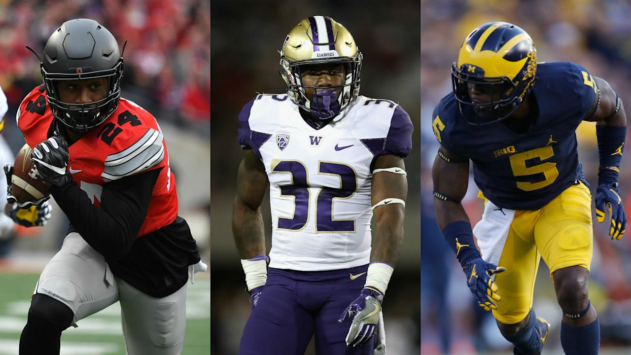 The safety class might be the deepest position group of the 2017 NFL Draft.