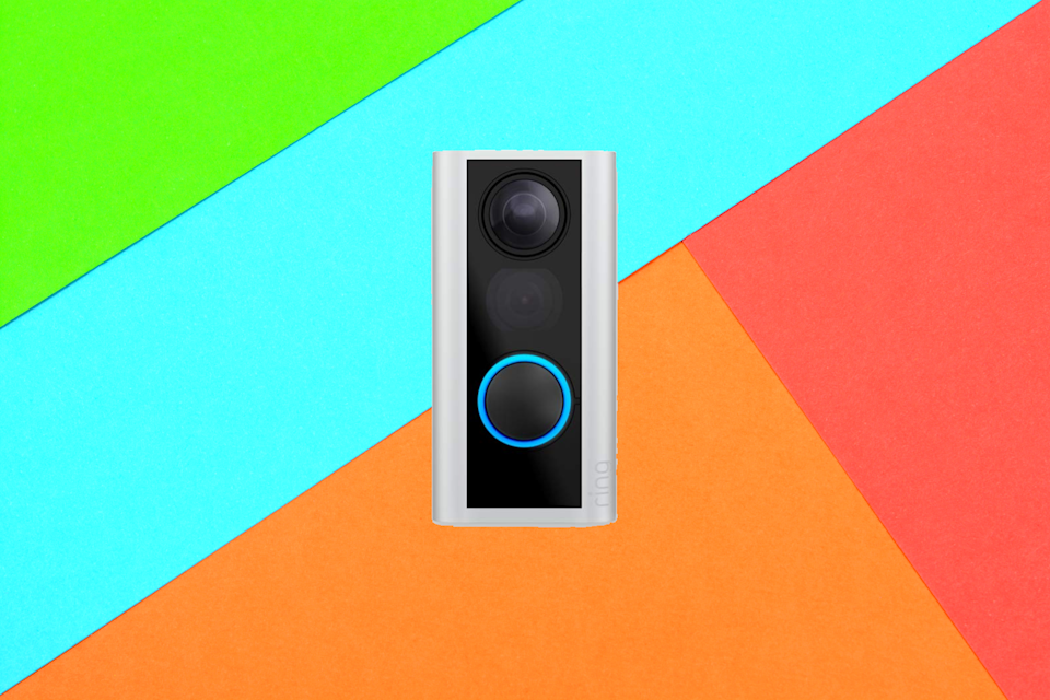 Get the door! Save 38 percent on this Ring Peephole Cam. (Photo: Amazon)