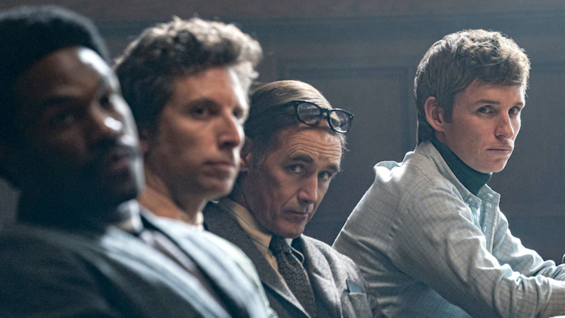 'The Trial of the Chicago 7' (Netflix)