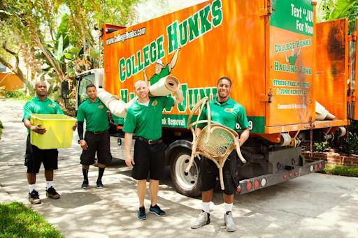 College H U N K S Hauling Junk And Moving Expands Into New Brunswick Nj