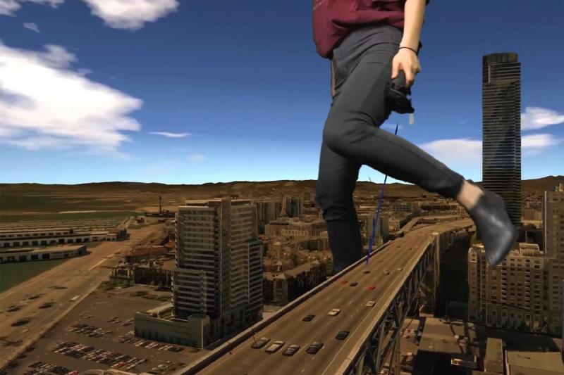 City VR will give you a giant's perspective of the world's biggest cities