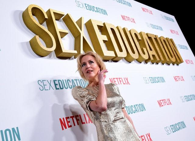 Programmes like Sex Education have boosted the profile of Netflix