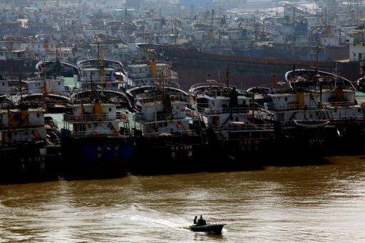 Russia has seized Chinese fishing boats found in Russian waters