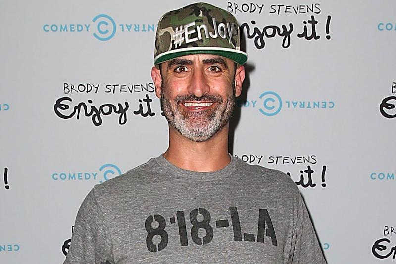 19f7413c8a0523 Hangover Actor Brody Stevens Remembered by Baseball Community After His  Apparent Suicide at 48