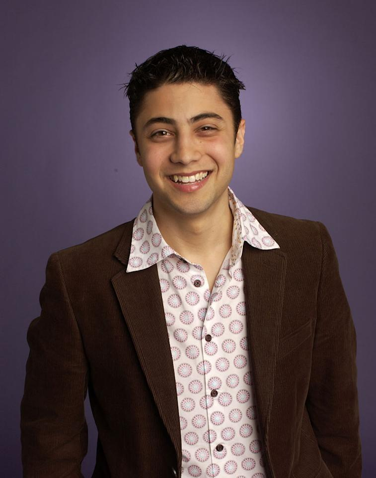 "Judd Harris from New York, NY is one of the contestants on Season 4 of ""American Idol."""