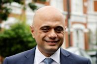 Health Secretary Sajid Javid confirmed on Saturday he had tested positive for Covid-19 and was now self-isolating for 10 days