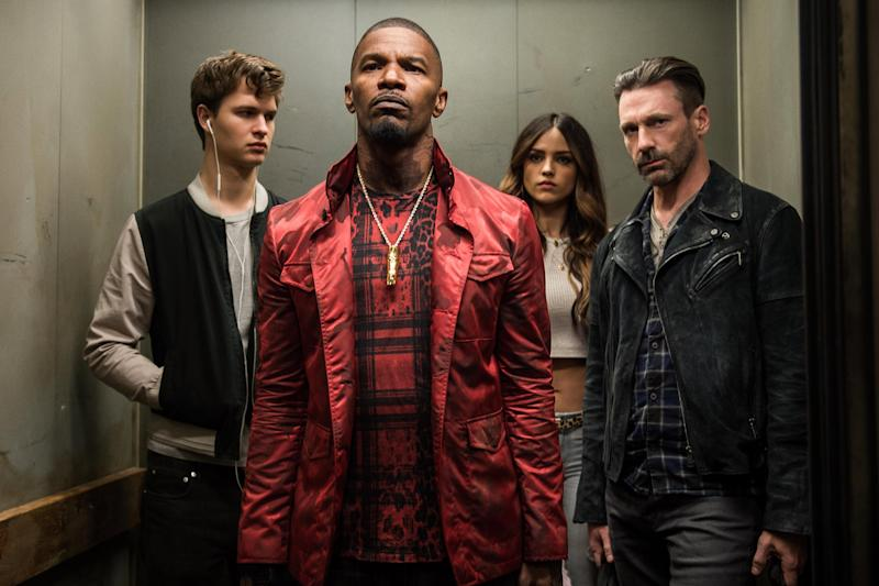 'Baby Driver' revs up the cast with motion poster and ...