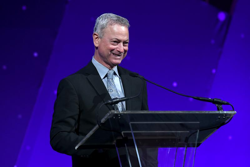Actor, director and philanthropist Gary Sinise shares how Volunteer of the Year, David Cordani, has tirelessly supported Achilles International and the veteran community.