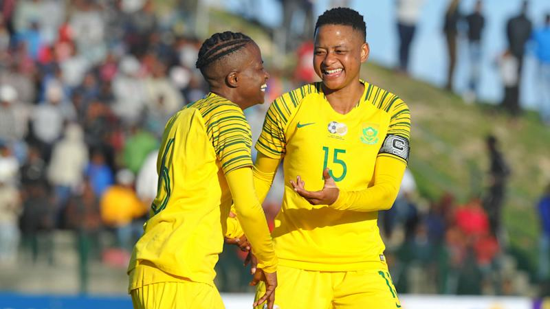 Olympics Qualifier: 'We will get a favourable result' - Refiloe Jane confident Banyana can win in Botswana