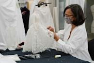 Small is beautiful: Preparing for the online show at Dior's sewing workshop in Paris