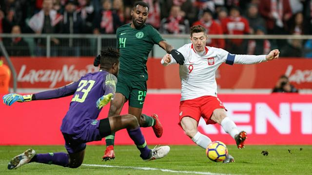 The Super Eagles will be without their top shot-stoppers in Russia and the 50-year-old has urged that the available hands be trusted