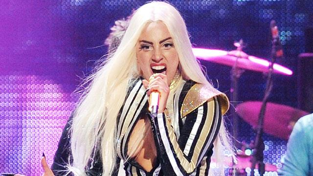 Injury Forces Lady Gaga to Cancel Tour