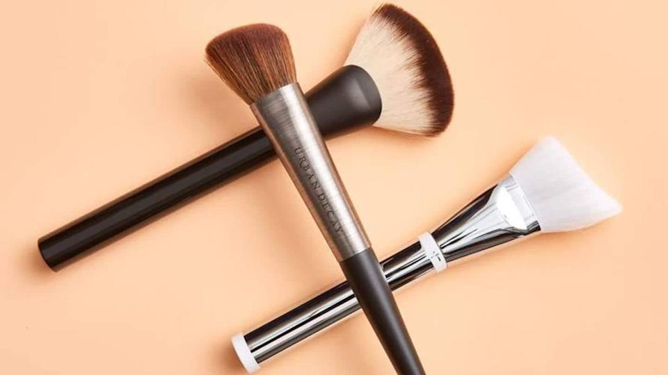 Four must-have foundation brushes for every make-up finish