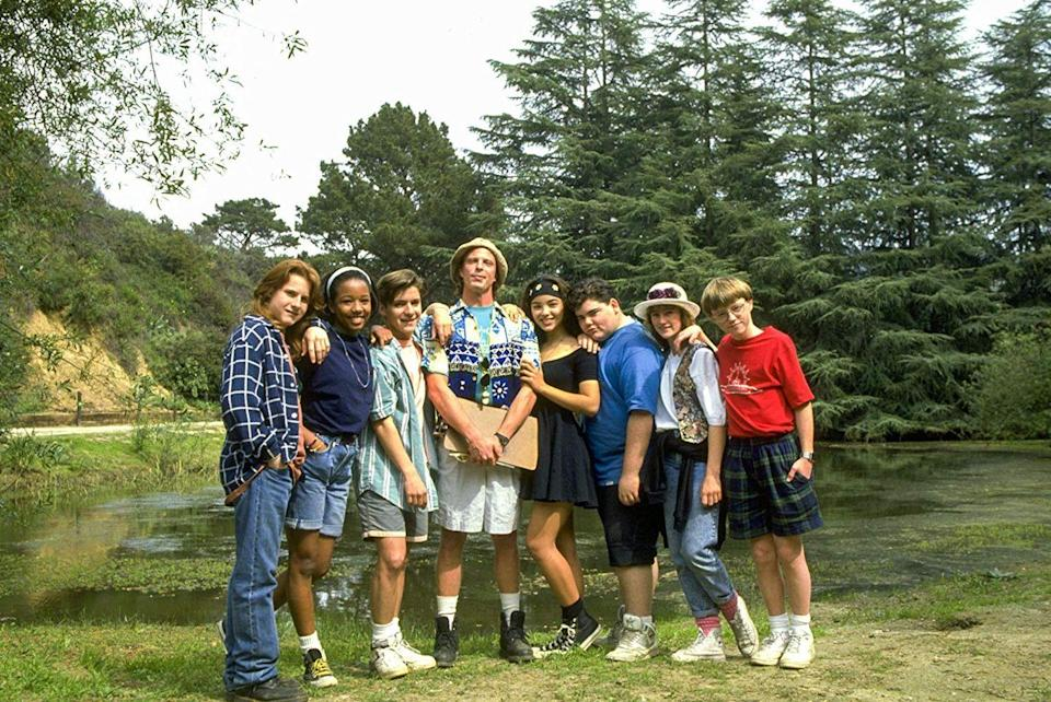 """<p>Camp Anawanna, we hold you in our hearts! <em>Salute Your Shorts</em> was *the* best show about camp (fine, there aren't that many out there), and the reason it was canceled is so weird: The cast didn't want to relocate to Nickelodeon Studios in Orlando. Like, they literally opted to ditch their jobs, <em>that's</em> how little they wanted to live in Florida.</p><p><a class=""""link rapid-noclick-resp"""" href=""""https://www.amazon.com/Budnick-Dina-Love-Part-1/dp/B003AI0ZQ8/ref=sr_1_1?crid=3VASU2MJSMVES&keywords=salute+your+shorts&qid=1562093826&s=instant-video&sprefix=salute+your+shorts%2Cinstant-video%2C121&sr=1-1&tag=syn-yahoo-20&ascsubtag=%5Bartid%7C10063.g.34770662%5Bsrc%7Cyahoo-us"""" rel=""""nofollow noopener"""" target=""""_blank"""" data-ylk=""""slk:Watch Now"""">Watch Now</a></p>"""