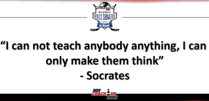 The Coaches Site Quote by Socarates